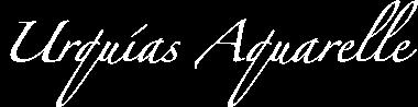 Urquias Aquarelle Logo