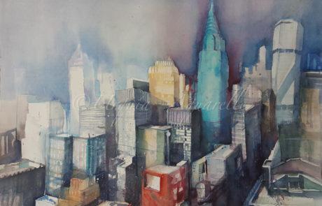 Urquias-aquarelle-NY 1