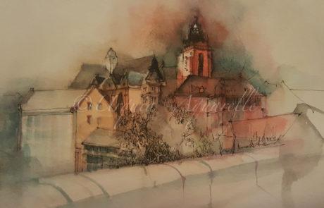 urquias-aquarelle-Wetzlar 1 Zentrum