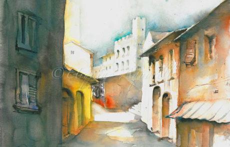 urquia-aquarelle-Italien -14